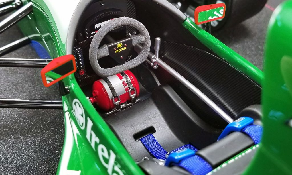 Jordan Ford 191 Team 7UP Michael Schumacher 1991 Belgian Grand Prix
