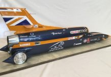 1/10 Scale Bloodhound SSC