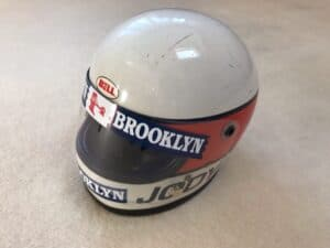 Ferrari 1979 replica World Champion helmet