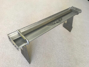 Bentley EXP wind tunnel wing